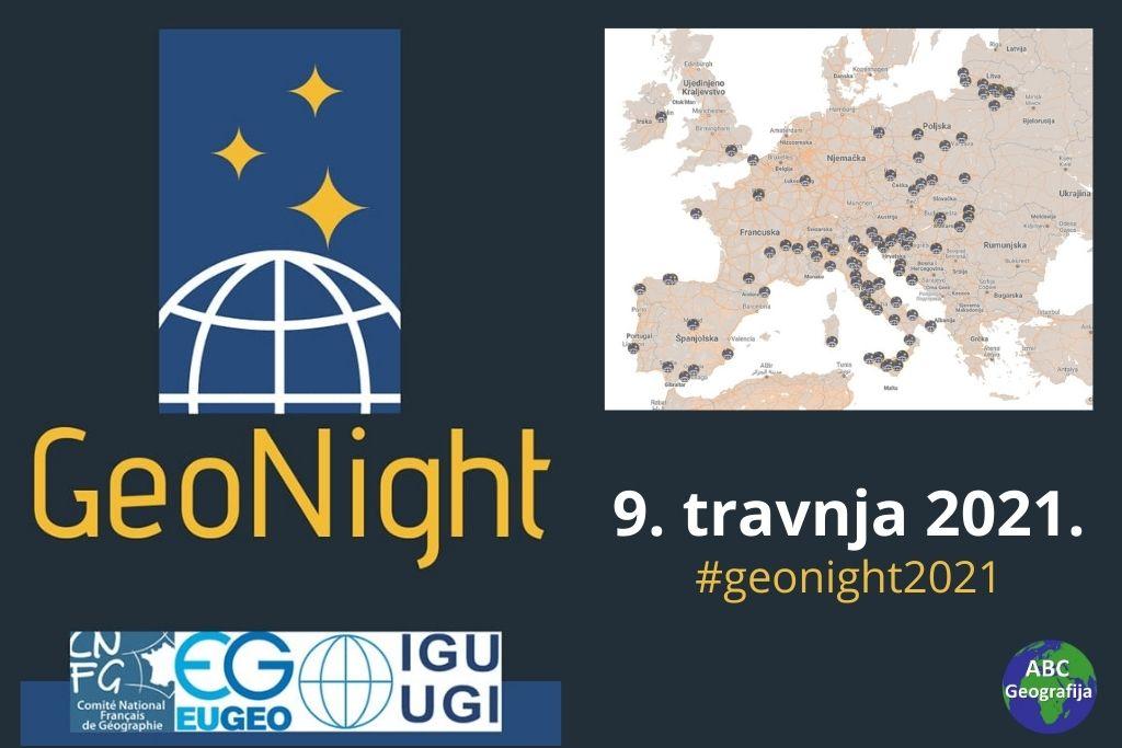 Medjunarodna noc geografije 2021