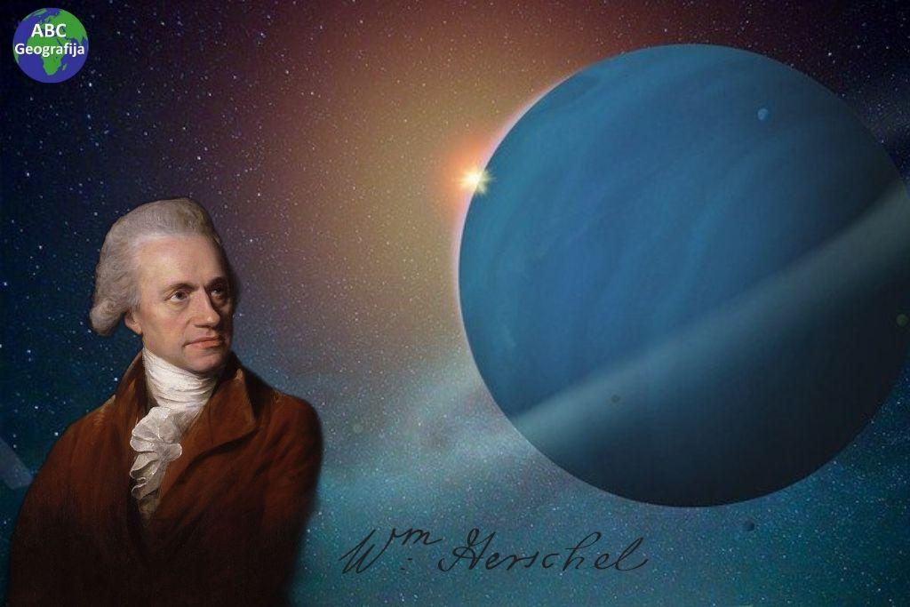 Uran i Friedrich William Herschel