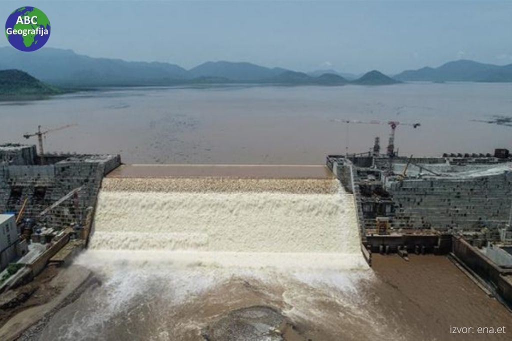 Velika etiopska renesansna brana - izgradnja