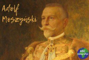 Adolf Moszyński - gradonačelnik Zagreba