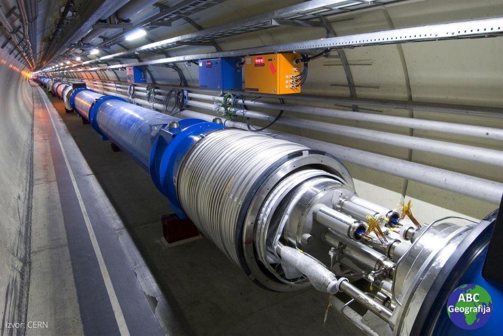 Veliki hadronski sudarivač