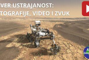 Rover Ustrajanost na Marsu