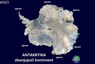 Antarktika - zbunjujući kontinent