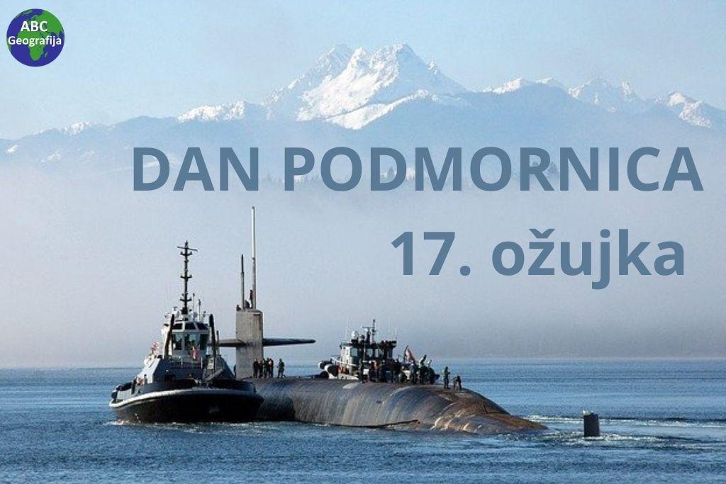 dan podmornica 17. ožujka
