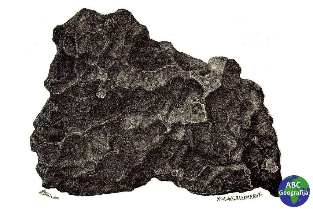 Hrašćinski meteorit