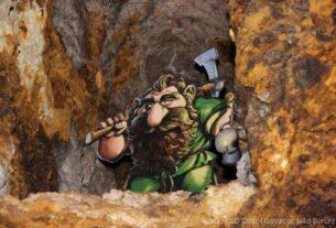 Bergam u rudniku Sv. Barbare