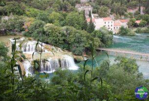 Nacionalni park Krka i HE Krka Šibenik