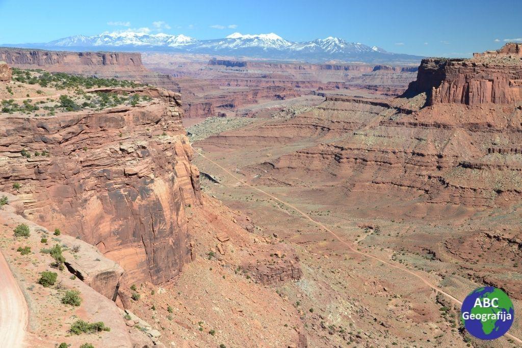 Nacionalni park Canyonlands