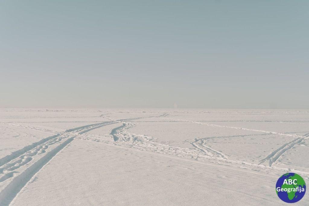 Pustinja Antarktik
