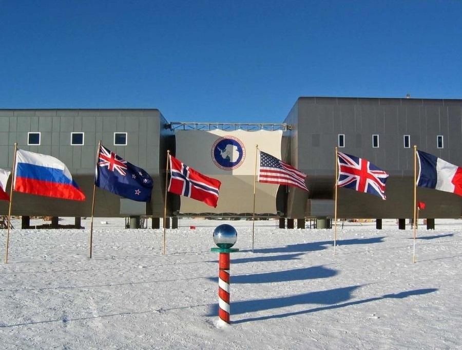 istraživačka stanica na Antarktici Amundsen-Scott