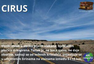 cirus-definicija