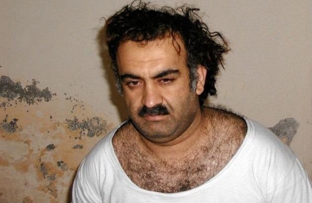 Khalid Sheikh Mohammed nakon zarobljavanja 2003. godine