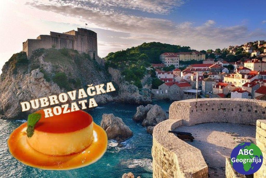 Dubrovnik i dubrovačka rozata
