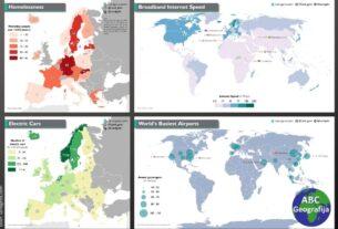 tematske karte landgeist