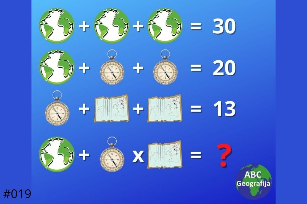 Mala matematička mozgalica
