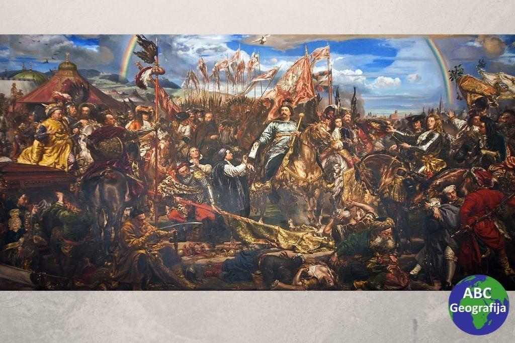 Jan Sobieski – pobjeda pred Bečom, Jan Matejko