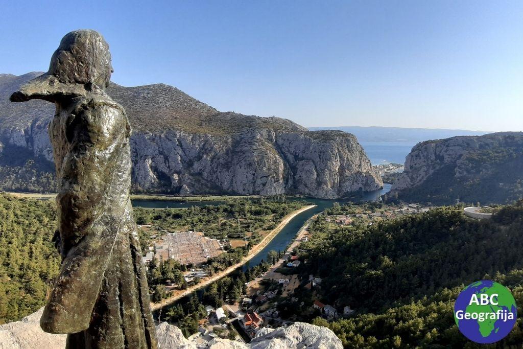 Meštrovićeva skulptura Mile Gojsalić